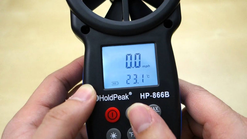 HOLDPEAK-866B-Digital-Anemometer-Review