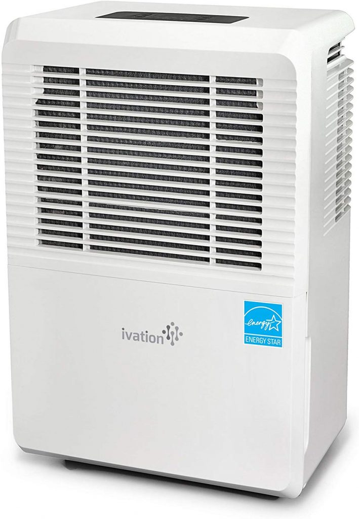 Ivation 70 Pint Energy Star Dehumidifier