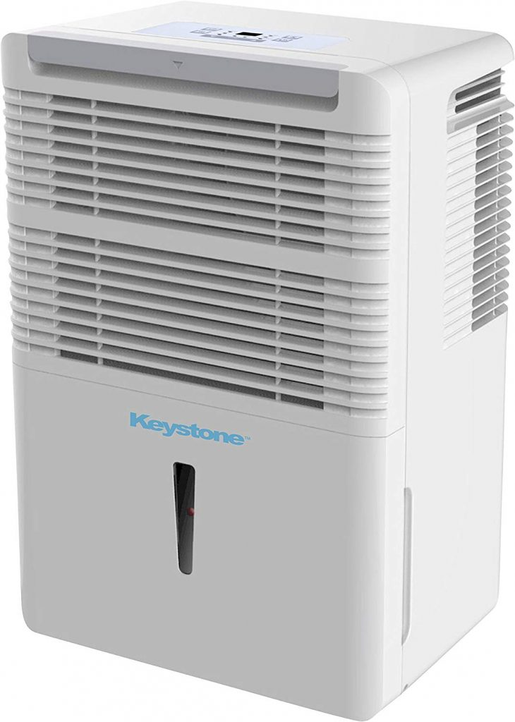 Keystone Energy Star 70 Portable Dehumidifier KSTAD70C