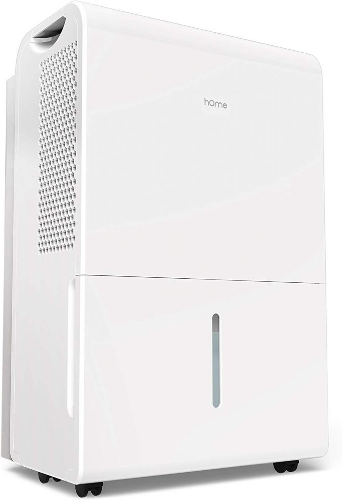 hOmeLabs 3,000 Sq. Ft Energy Star Dehumidifier