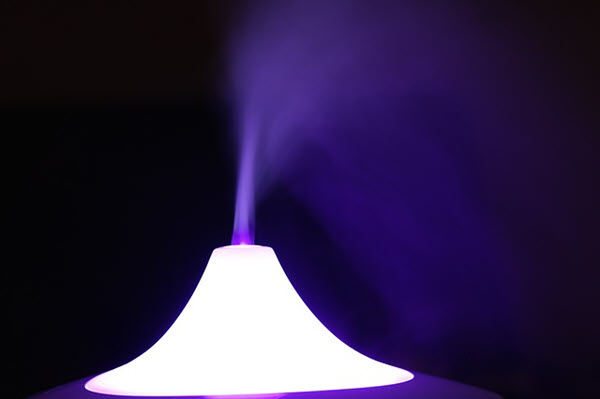 violet humidifier