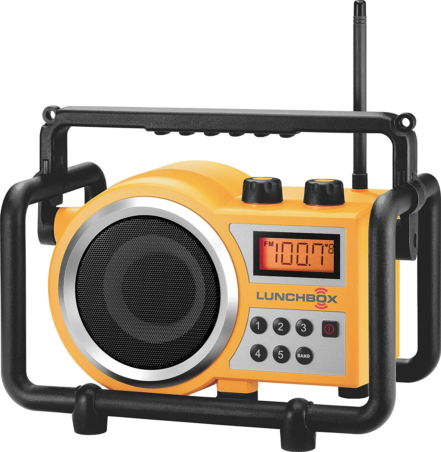 Sangean Compact AM/FM Ultra Rugged Radio