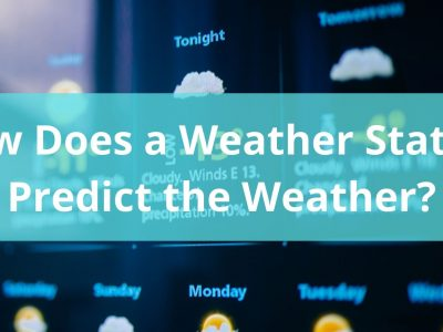 How Does a Weather Station Predict the Weather?
