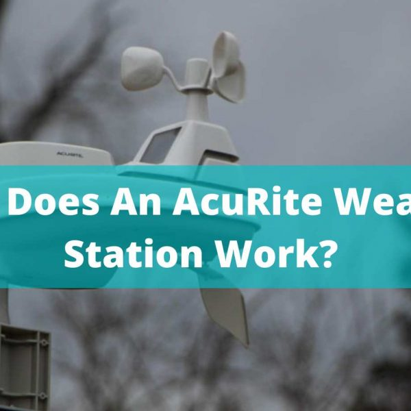 How accurite weather station work