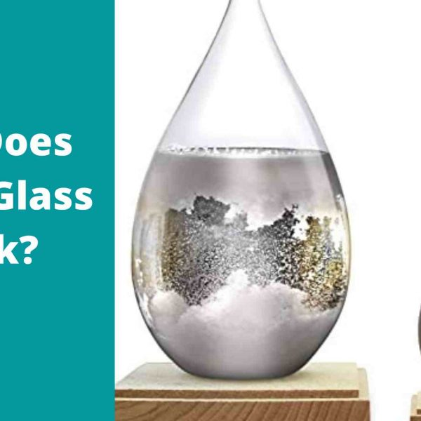 how does a storm glass work